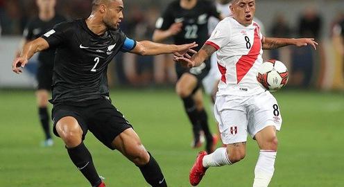 Thắng ĐT New Zealand, ĐT Peru giành suất cuối cùng dự World Cup 2018