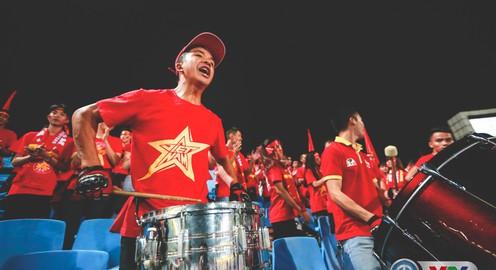Dư âm ĐT Việt Nam 0-0 ĐT Afghanistan: Những cảm xúc trên khán đài sân Mỹ Đình