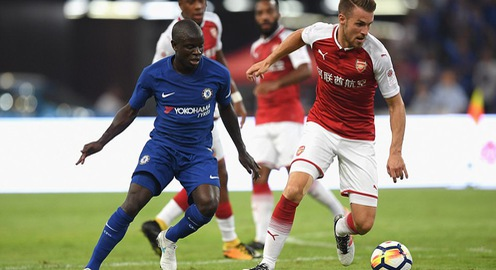 Chelsea thắng thuyết phục Arsenal