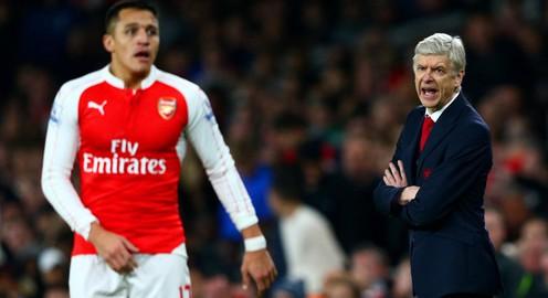 Chuyển nhượng bóng đá quốc tế ngày 22/01/2018: Wenger chỉ trích, Alexis Sanchez đến Man Utd vì tiền