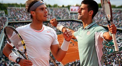 Pháp mở rộng 2017: Chung kết sớm Nadal – Djokovic