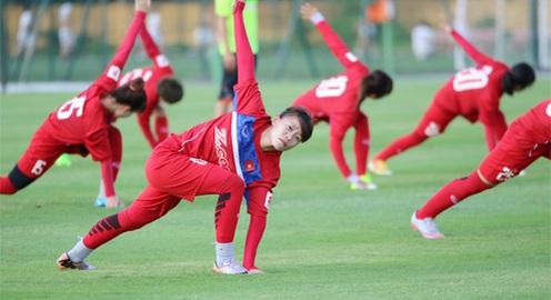 ĐT bóng đá nữ Việt Nam tập huấn tại Nhật Bản: Kỳ vọng cho SEA Games 29