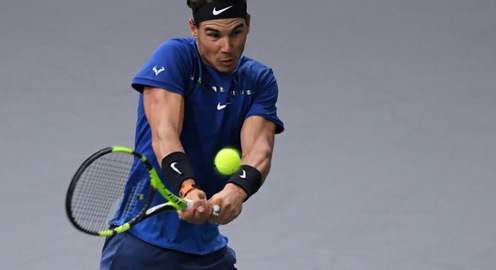 """Tin nhanh ATP Finals 2017: Nadal chưa chắc tranh tài, Jack Sock giành """"tấm vé"""" cuối"""
