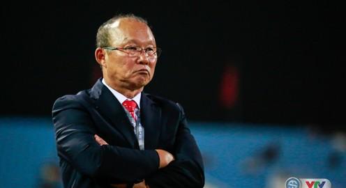 Sự kỳ vọng của NHM dành cho HLV Park Hang Seo