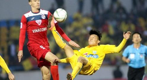 VIDEO: Tổng hợp diễn biến trận đấu Than Quảng Ninh 4-3 FLC Thanh Hóa