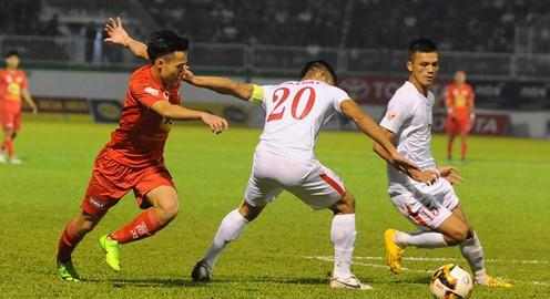 Lịch thi đấu và trực tiếp bóng đá vòng 19 giải VĐQG V.League 2017: CLB TP Hồ Chí Minh – HAGL (VTV6 & VTV6HD)