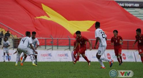 U22 Việt Nam - U22 Campuchia: Mục tiêu 3 điểm (15h00, trực tiếp trên VTV6)