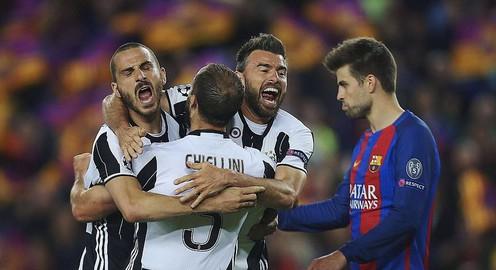 Kết quả Champions League sáng 20/4: Barcelona bị loại, Monaco vào bán kết