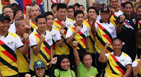 SEA Games 29: Các đoàn thể thao trong khu vực đặt mục tiêu cao