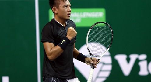 Lý Hoàng Nam ra quân thắng lợi tại giải quần vợt Vietnam F3 Futures