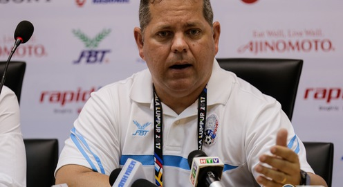 """HLV U22 Campuchia: """"U22 Việt Nam hoàn toàn có thể vô địch SEA Games 29"""""""
