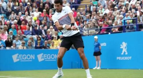 Aegon International 2017: Djokovic thẳng tiến vào bán kết