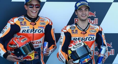 Dani Pedrosa giành pole tại MotoGP Tây Ban Nha