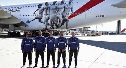 Real Madrid nhận gói tài trợ áo đấu cao kỷ lục