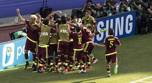 Kết quả, BXH bảng B U20 thế giới 2017: U20 Venezuela, U20 Mexico giành vé trực tiếp, U20 Đức đứng thứ 3