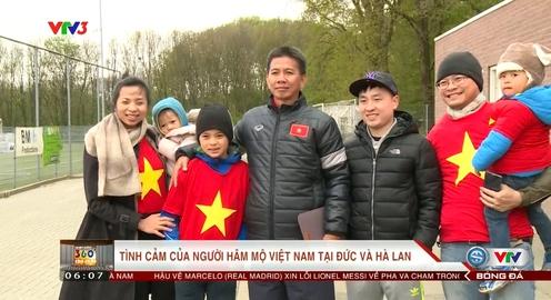 VIDEO: ĐT U20 Việt Nam nhận sự ủng hộ của những CĐV đặc biệt