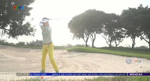 Khởi tranh giải vô địch CLB sân golf Tam Đảo mở rộng