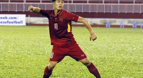 Vì sao Công Phượng không còn là đội trưởng của U23 Việt Nam?
