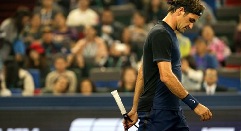 Roger Federer bất ngờ dừng bước tại Thượng Hải Masters 2018