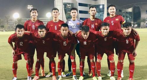 U19 Việt Nam - U19 Jordan: Khởi đầu giấc mơ World Cup (16h00 ngày 19/10, trực tiếp VTV6)