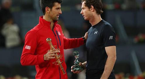 Novak Djokovic chia sẻ vui về những VĐV thể thao đồng niên 1987