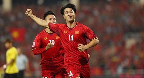 AFF Cup 2018: Công Phượng nói gì sau chiến thắng thuyết phục của ĐT Việt Nam trước Malaysia?
