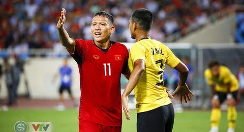 Anh Đức chia sẻ về hành động đẹp của mình trong trận gặp ĐT Malaysia