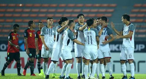 KẾT QUẢ AFF Cup 2018, ĐT Timor Leste 2-3 ĐT Philippines: Không thể có bất ngờ