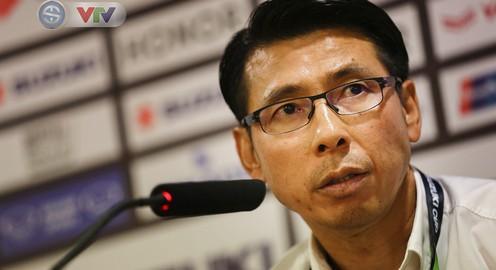 """HLV Malaysia: """"Chúng tôi đã mắc lỗi và bị ĐT Việt Nam trừng phạt"""""""