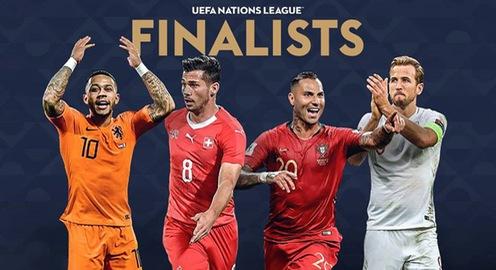 Xác định 4 đội bóng góp mặt tại bán kết UEFA Nations League