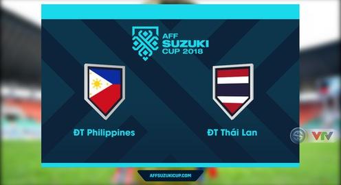 VIDEO: Tổng hợp diễn biến trận đấu ĐT Philippines 1 – 1 ĐT Thái Lan