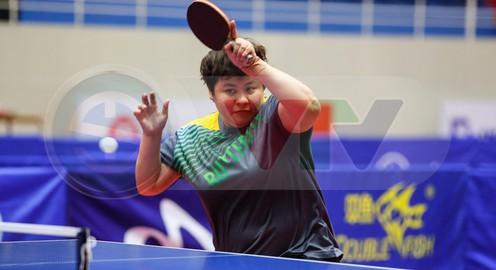 VIDEO: Mai Hoàng Mỹ Trang 4-2 Nguyễn Khoa Diệu Khánh (Chung kết đơn nữ bóng bàn Đại hội Thể thao toàn quốc 2018)