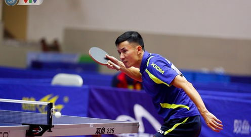 VIDEO: Đinh Quang Linh 4-1 Đoàn Bá Tuấn Anh (Chung kết đơn nam bóng bàn Đại hội Thể thao toàn quốc 2018)