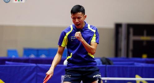 Bóng bàn Đại hội Thể thao toàn quốc 2018: Đinh Quang Linh (Quân Đội) vô địch đơn nam, Mỹ Trang (TP Hồ Chí Minh) vô địch đơn nữ