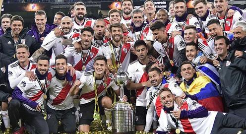 HIGHLIGHTS: Thắng kịch tính Boca Juniors, River Plate vô địch Copa Libertadores 2018