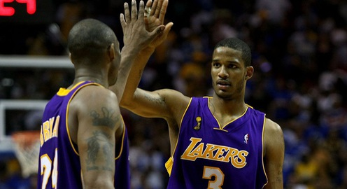 Bóng rổ NBA: Los Angeles Lakers muốn tái ngộ Trevor Ariza
