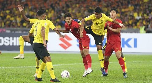TRỰC TIẾP Chung kết lượt đi AFF Cup 2018 ĐT Malaysia 0-2 ĐT Việt Nam: Huy Hùng mở tỉ số, Đức Huy sút xa nhân đôi cách biệt (Hiệp một)