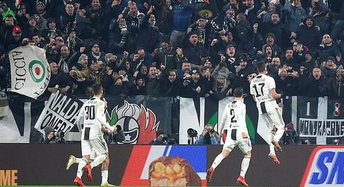 VIDEO, Juventus 1-0 Inter Milan: Sức mạnh khó cản!