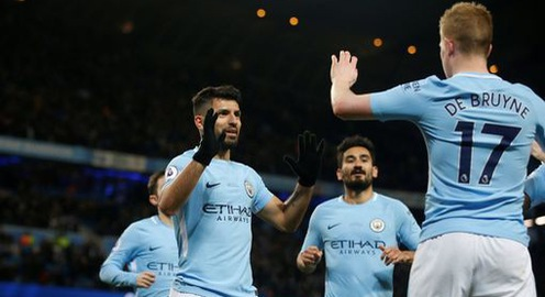 VIDEO: Tổng hợp diễn biến Man City 5-1 Leicester