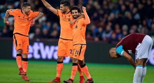 Lịch thi đấu bóng đá châu Âu tối 24, rạng sáng ngày 25/2: Liverpool trước cơ hội giành vị trí nhì bảng