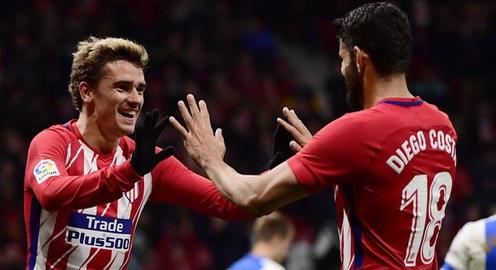 """""""Bạn tâm giao"""" kêu gọi Griezmann ở lại Atletico Madrid"""