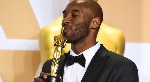 Huyền thoại bóng rổ Kobe Bryant đoạt giải Oscar