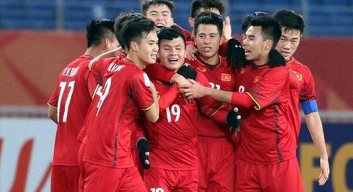 U23 Việt Nam được xếp ở nhóm hạt giống số 1 vòng loại U23 châu Á 2020