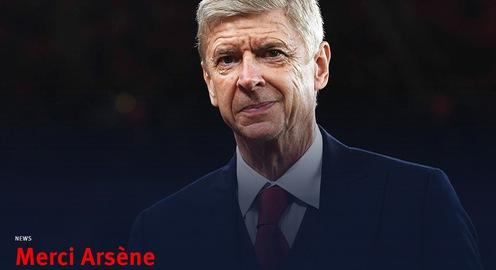 CHÍNH THỨC: HLV Arsene Wenger nói lời chia tay Arsenal