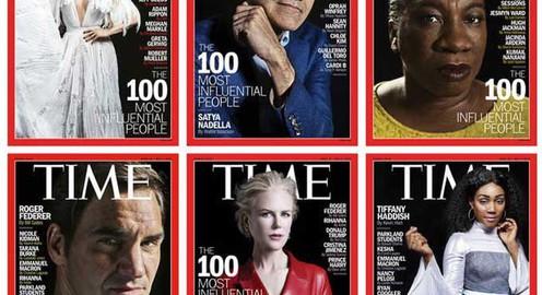 Huyền thoại Roger Federer lọt top 100 nhân vật có ảnh hưởng nhất thế giới
