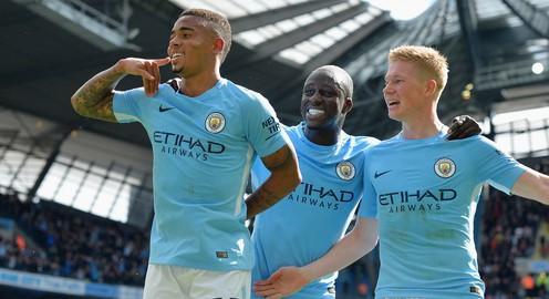 Manchester City – nhà vô địch kiểm soát bóng nhiều nhất lịch sử