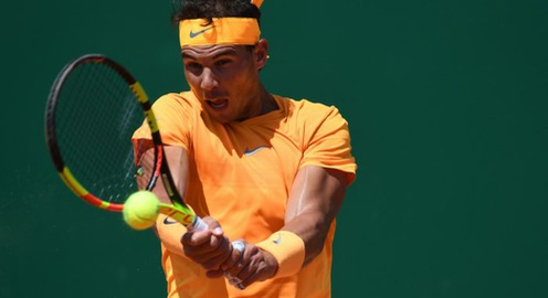 Monte Carlo Masters: Đánh bại Dimitrov, Nadal giành quyền vào chung kết