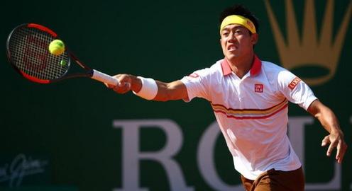Monte Carlo Masters: Ngược dòng bản lĩnh trước Zverev, Nishikori thẳng tiến chung kết