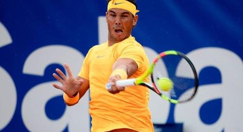 Rafael Nadal lần thứ 11 đăng quang Barcelona mở rộng