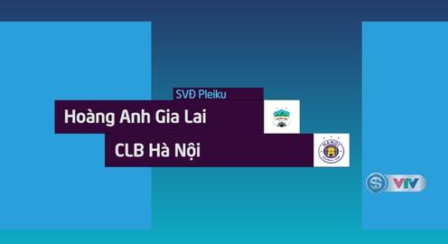 VIDEO: Tổng hợp trận đấu HAGL 2-2 CLB Hà Nội (Tứ kết lượt đi Cúp Quốc gia 2018)
